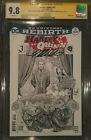 Harley Quinn #11 Sketch Cho Variant SS Frank Cho Remarked by Timms CGC 9.8 NM M