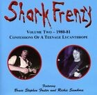 SHARK FRENZY - Confessions Of A Teenage Lycanthrope - CD - Import - *SEALED/NEW*