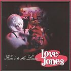 LOVE JONES - Here's To Losers - CD - RARE