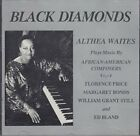 Black Diamonds By Waites, Althea (1993-08-23) - CD - **NEW/ STILL SEALED**