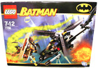 LEGO Batman The Batcopter Chase for the Scarecrow Set 7786