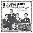 SOUTHERN SONS: 40'S VOCAL GROUPS - V/A - CD - IMPORT - *EXCELLENT CONDITION*