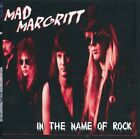 MAD MARGRITT - In Name Of Rock - CD - **Mint Condition** - RARE