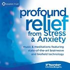 IAWAKE TECHNOLOGIES - Profound Relief From Stress Anxiety - CD - *SEALED/NEW*