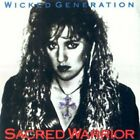 SACRED WARRIOR - Wicked Generation - CD - **Excellent Condition**