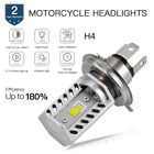For Buell X1W White Lightning 2002 H4 9003 LED Headlight Hi/Lo 1600LM 6500K Bulb
