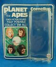 Vintage PLANET OF THE APES CORNELIUS PACKAGING Empty Mego Box No Figure