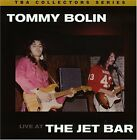 TOMMY BOLIN - Live At Jet Bar - CD - **Excellent Condition** - RARE