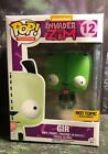 FUNKO POP INVADER ZIM SERIES GIR GITD HOT TOPIC EXCLUSIVE
