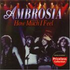 AMBROSIA - How Much I Feel & Other Hits - CD - **Mint Condition** - RARE