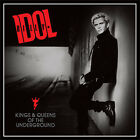 Kings & Queens Of The Underground - Billy Idol CD Sealed ! New ! 2014 !
