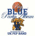 UNIVERSITY OF KENTUCKY PEP BAND - Big Blue Party Album - CD - **Excellent**