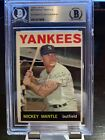 Comprehensive Guide to 1960s Mickey Mantle Cards 100
