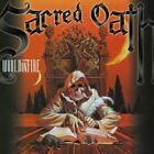 SACRED OATH - World On Fire - CD - **Mint Condition**