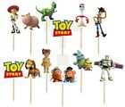 Toy Story Cupcake Toppers 12 or 24 pc Made of Cardstock Paper Birthday Party