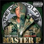 MASTER P - Good Side/bad Side - 2 CD - Explicit Lyrics - **Mint Condition**