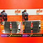 Benelli 666 125 Born In Hell 98 > ON SBS Front Brake Pads Dual Carbon 706DC