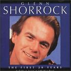 GLENN SHORROCK - First Twenty Years - 2 CD - Import - **Excellent Condition**