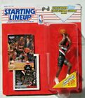 TERRY PORTER Portland Trail Blazers 1993 Starting Lineup TOPPS Collector cards