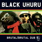 BLACK UHURU - Brutal / Brutal Dub - 2 CD - **Mint Condition** - RARE