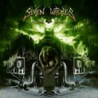 SEVEN WITCHES - Amped - CD - **BRAND NEW/STILL SEALED**