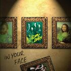 DIRTY LOOKS - In Your Face - CD - Original Recording Remastered Extra NEW