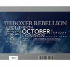 BOXER REBELLION - Live At Forum - CD - Import - **BRAND NEW/STILL SEALED**