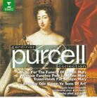 Music For The Funeral Of Queen Mary etc : Purcell