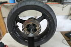 03-04 KAWASAKI NINJA ZX6RR ZX 6 ZX6R 636 REAR WHEEL BACK RIM STRAIGHT