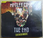 MOTLEY CRUE - The End - Live in Los Angeles DVD/CD