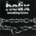 HELIX - Breaking Loose - CD - RARE