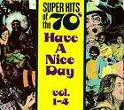 SUPER HITS OF '70S: HAVE A NICE DAY VOL. 1-4 - V/A - 4 CD - BOX SET - *MINT*
