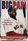 David Ortiz Baseball Cards, Rookie Card Checklist, Autograph Guide 35