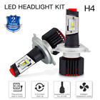 H4 LED Headlight Bulbs For BMW R1200C 1998-2003 Avantgarde Classic Euro R1150RS