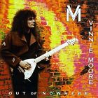 VINNIE MOORE - Out Of Nowhere - CD - **Mint Condition** - RARE