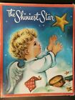 The Shiniest Star Nativity Childrens Book w Complete Nativity Scene Vintage