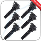 6X High Performance Ignition Coil fits CHEVROLET TRACKER 20L 25L 50072 5C1287