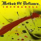METHOD OF DEFIANCE - Incunabula - CD - **Excellent Condition** - RARE
