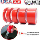 Traceless Washable Adhesive Tape Double sided Grip Tape Nano Invisible Gel