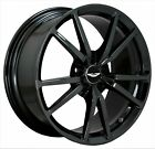 19 Aston Martin V8 Vantage 19x85 19x10 black chrome wheels rims Factory OEM x4