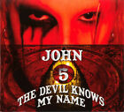 |1272333| John 5 - The Devil Knows My Name (Digipak) [CD]  New