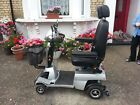 Quingo Vitess MK2 8mph Mobility Scooter with Reversing Camera 2 years old