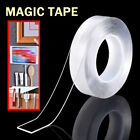 Magic Tape Washable Adhesive Tape Double sided Nano Invisible Gel Tape Hot