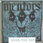 MENTORS - Over Top - CD - **Excellent Condition** - RARE