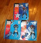 1993 SHAQ ATTACK Action Figures SHAQUILLE O'NEAL (3) Overhead Smash MIP KENNER