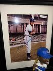 Billy Williams Rookie Of The Year Chicago Cubs Bobblehead SGA 2009 Autograph Pic