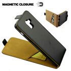Black Vertical Flip PU Leather Phone Case Phone Wallet Cover For Nokia X XL N900