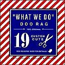 DOO RAG - What We Do - CD - **Excellent Condition** - RARE
