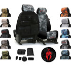 NEOSUPREME KRYPTEK TACTICAL CUSTOM FIT SEAT COVERS for JEEP WRANGLER YJ