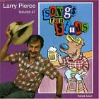 LARRY PIERCE - Songs For Studs - CD - **Mint Condition** - RARE